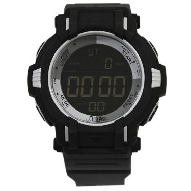 26118a478e3c5 Relógio de Pulso Masculino Technos Silicone   Joalheria   Comparar ...