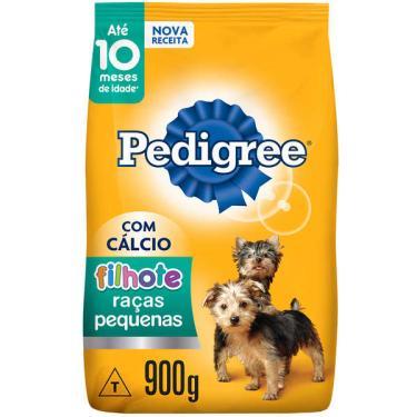 Ração Seca Pedigree para Cães Filhotes Raças Pequenas - 900 g