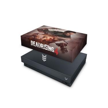 Capa Anti Poeira para Xbox One X - Dead Rising 4