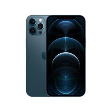 Imagem de Iphone 12 Pro Max Apple 512Gb Azul-Pacífico 6,7  - Câm. Tripla 12Mp Io