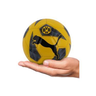 Minibola de Futebol de Campo Borussia Dortmund Puma Fan Ball - Infantil -  Amarelo Preto 39cfd69edeff6
