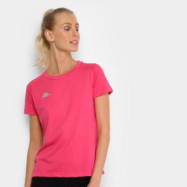 16eff5ff59 Camiseta Kappa Verona Feminina - Feminino