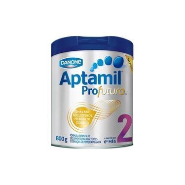 Aptamil Profutura 2 800gr - Ideal para Bebes A Partir de 6 Meses de Idade - Danone