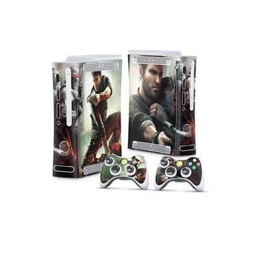 Skin Adesivo para Xbox 360 Fat Arcade - Splinter Cell Conviction