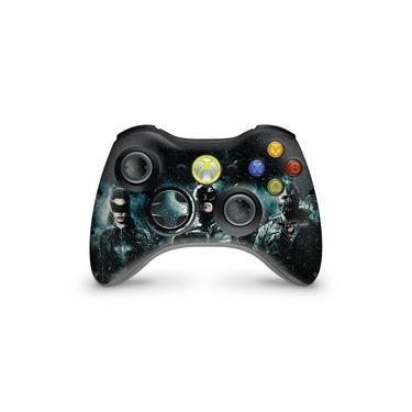 Skin Adesivo Para Xbox 360 Controle - Batman Dark Knight