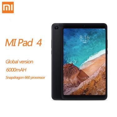 Imagem de Xiaomi-tablet mi pad 4 com tela hd, tablet android, wifi, 6000 mah, com 4gb de ram, 64gb de