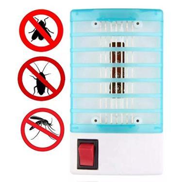 Mata Mosca Dengue Zica Virus Mosquito Eletrico Repelente