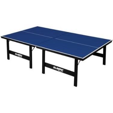 Imagem de Mesa de Ping Pong Dobrável 12mm Klopf 1014 - Unissex