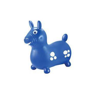 Cavalinho Upa Upa Do Gugu Azul - Líder Brinquedos