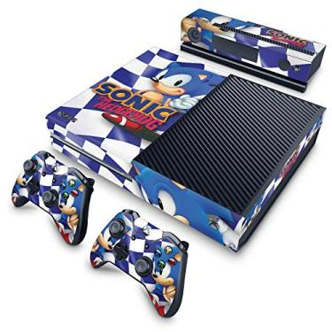 Skin Adesivo para Xbox One Fat - Sonic The Hedgehog