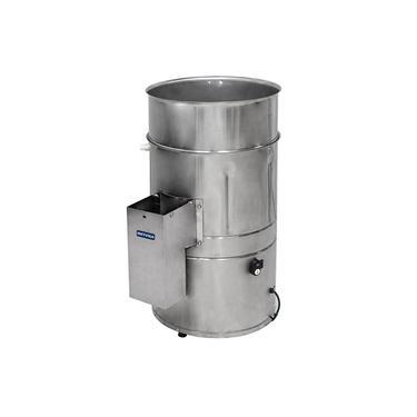 Descascador de Batatas 10 kg em Aço Inox 220v Metvisa