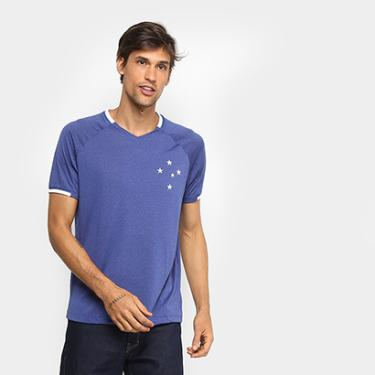 Camiseta Cruzeiro Vision Masculina - Masculino 4ca12f1e967f6