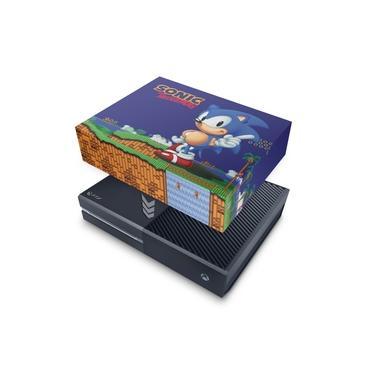 Capa Anti Poeira para Xbox One Fat - Sonic The Hedgehog