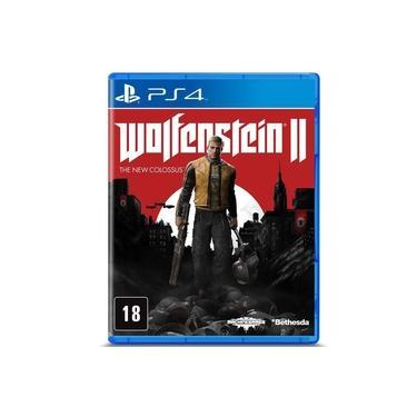 Jogo Wolfenstein 2 para PS4