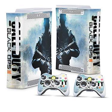 Skin Adesivo para Xbox 360 Fat Arcade - Call Of Duty Black Ops 2
