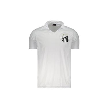 Camisa Kappa Santos 2010 Branca