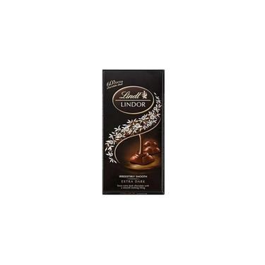 Chocolate Suíço Lindt Lindor 60% Extra Amargo 100g Importado