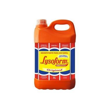 Desinfetante Lysoform Bruto Professional 5L