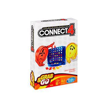 Imagem de Jogo Connect 4 Grab&Go - Hasbro