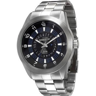 cfe63b5cc8d Relógio Masculino Speedo Analógico 64017G0EVNA1 Prata