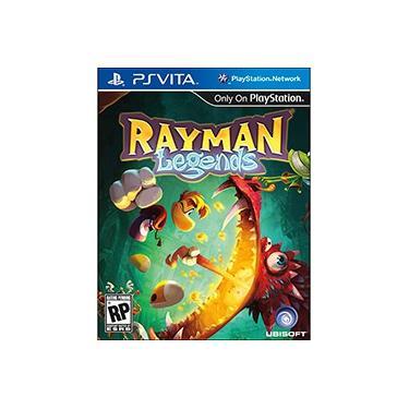 Game - Rayman Legends - PSvita