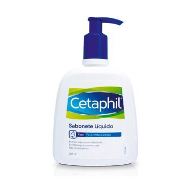 Sabonete Líquido Cetaphil para Pele Oleosa com 300ml 300ml