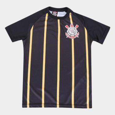 Imagem de Camisa Corinthians Golden Edição Limitada Feminina - Spr
