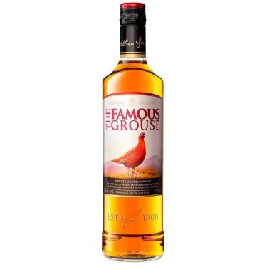 Whisky Escoces 750Ml The Famous Grouse