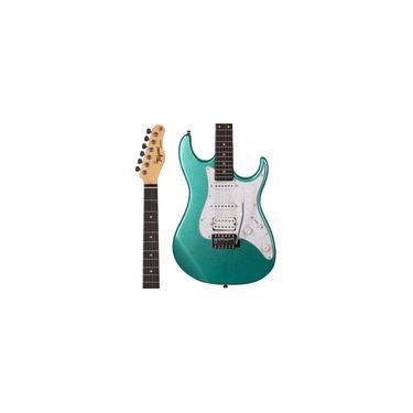 Imagem de Guitarra Stratocaster Tagima TG520 msg Metallic Surf Green