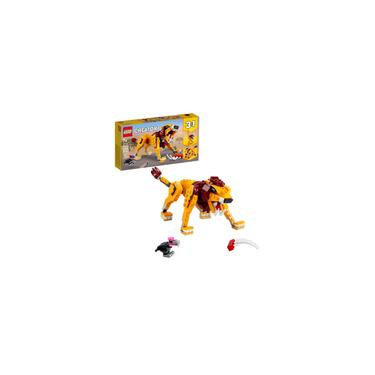 Imagem de Lego Creator 3em1 Leão Selvagem 224 peças