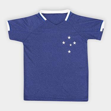 7629f4d61f Camisas de Times de Futebol Casuais Cruzeiro