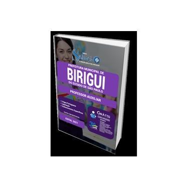 Imagem de Apostila Prefeitura de Birigui SP 2021 - Professor Auxiliar