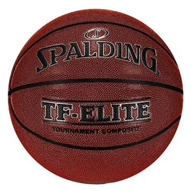 93613de096 Bola Basquete TF-Elite Performance 76037Z Spalding - Marrom