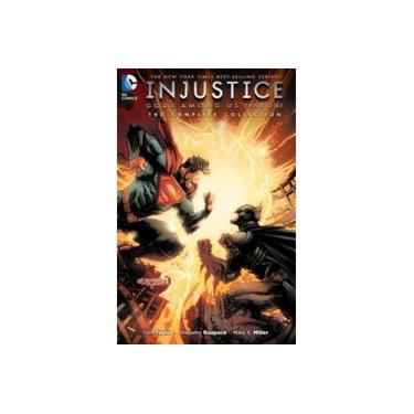 Injustice Gods Among Us Year One the Complete Collection: Gods Among Us Year One the Complete Collection
