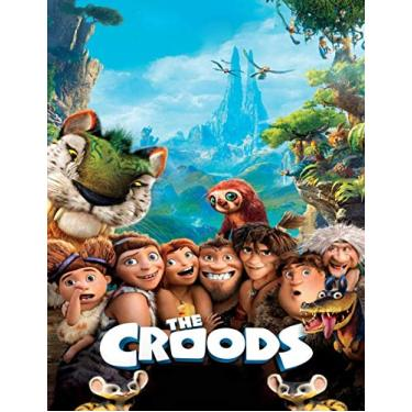 The Croods: Sceenplay