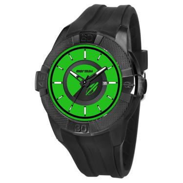 9ec00a06fe9 Relógio Masculino Mormaii Analógico MO2315AP 8P - Preto