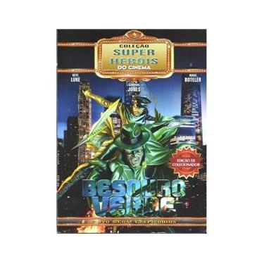Imagem de DVD Duplo Coleção Super Heróis do Cinema Besouro Verde