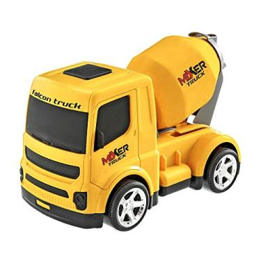 Falcon Truck - Betoneira Usual Brinquedos Sortidos