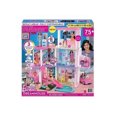Imagem de Barbie Mega Casa dos Sonhos Mattel GRG93