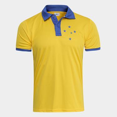 eea0fbdf1a Camisas de Times de Futebol Casuais Cruzeiro Vitória Netshoes ...