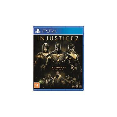Injustice 2 Legendary Edition - PS4 ( Português )