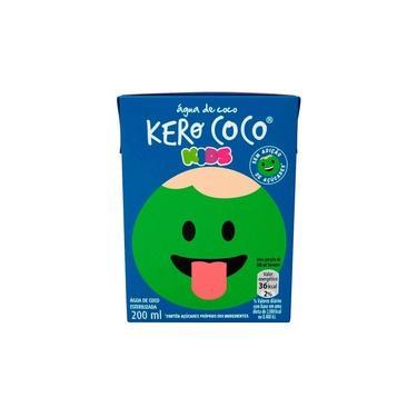 Água de Coco Kids Kero-Coco 200ml