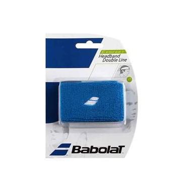 Testeira Babolat Double Line - Azul