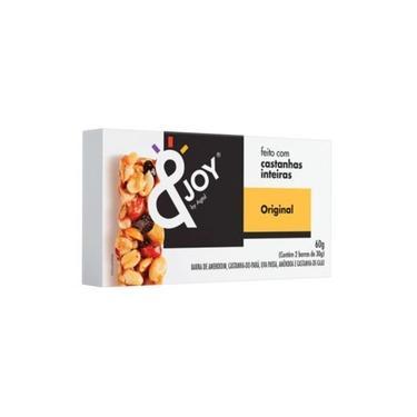 Barra Mixed Nuts Original 30g c/2 - Agtal &Joy
