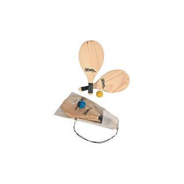 Kit Frescobol 2 Raquetes/Bola 4810 Bel Fix -
