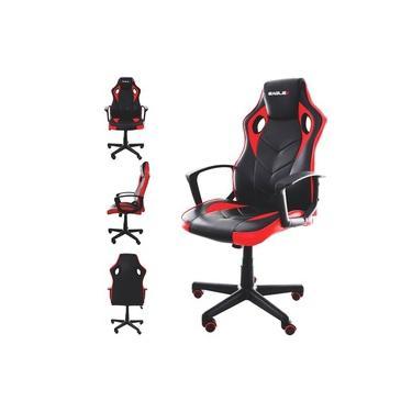 Cadeira Gamer Eaglex S1 Vermelha