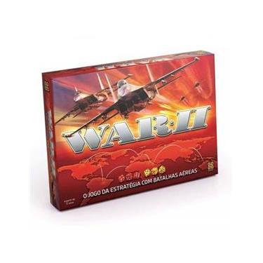 Jogo de Tabuleiro WAR II - GROW 01780