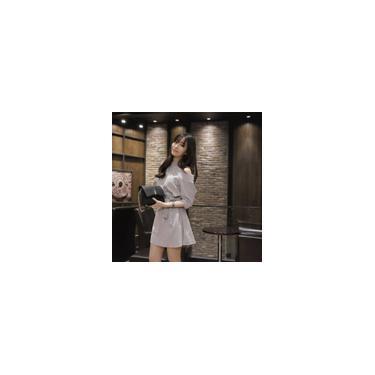 RainmallSweet Girls elegante vestido Alas Magro Metade Vestido com Mangas Vestido Moda