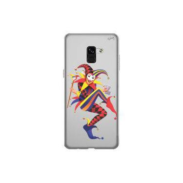Capa Personalizada para Samsung Galaxy A8 Plus ( A8+ ) - CORINGA JOKER. - Quark