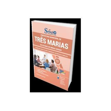 Imagem de Apostila Pref Três Marias MG 2021 Fundamental Incomp e Comp